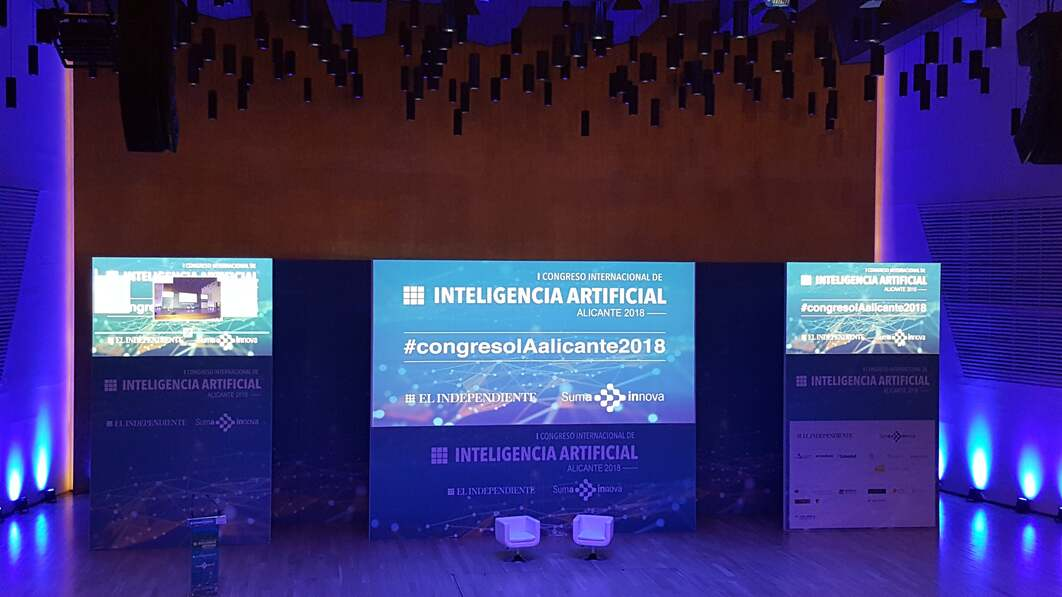 Inteligencia artificial Congreso Alicante - AlicanTec