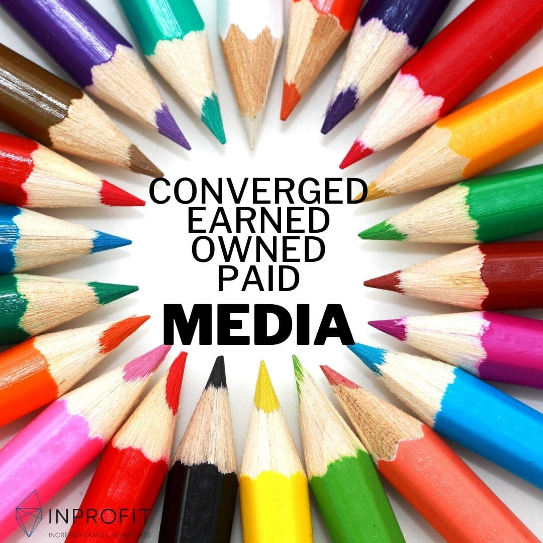 Converged media: Paid, Owned y Earned