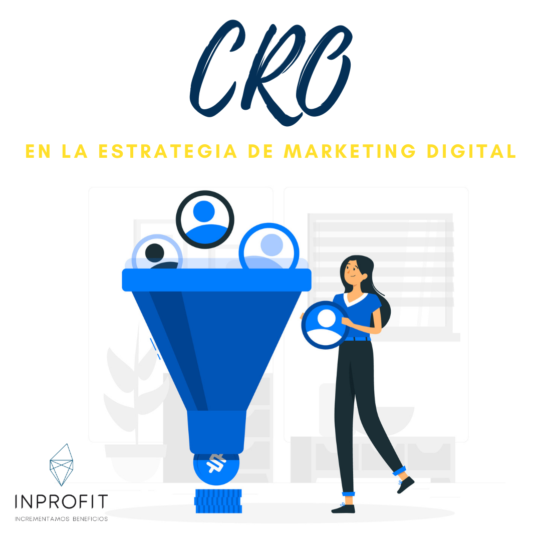 El CRO en la estrategia de Marketing Digital